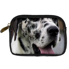Great Dane harlequin  Digital Camera Cases