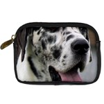 Great Dane harlequin  Digital Camera Cases Front