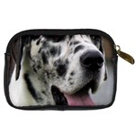 Great Dane harlequin  Digital Camera Cases Back