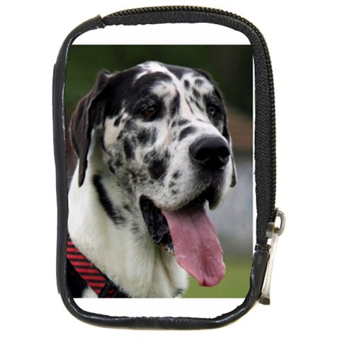 Great Dane harlequin  Compact Camera Cases