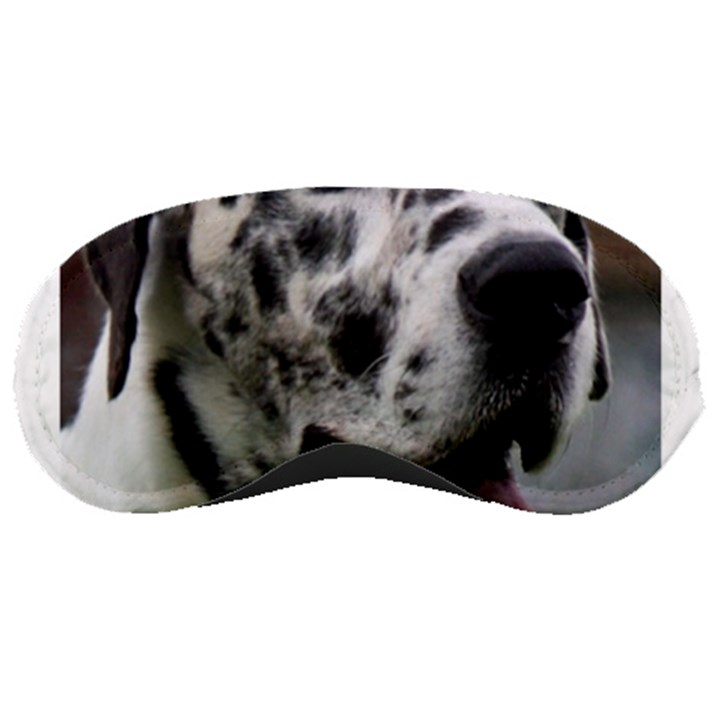 Great Dane harlequin  Sleeping Masks