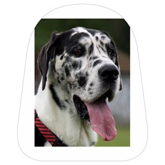 Great Dane harlequin  School Bags (Small)