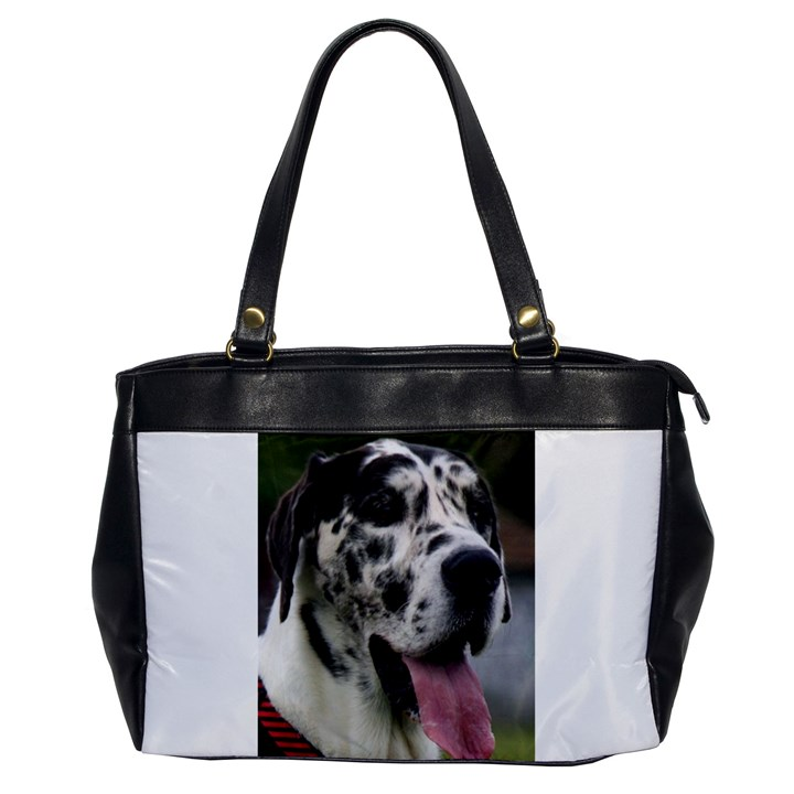 Great Dane harlequin  Office Handbags