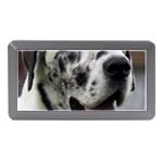 Great Dane harlequin  Memory Card Reader (Mini) Front
