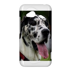 Great Dane harlequin  HTC Droid Incredible 4G LTE Hardshell Case
