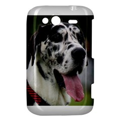 Great Dane harlequin  HTC Wildfire S A510e Hardshell Case