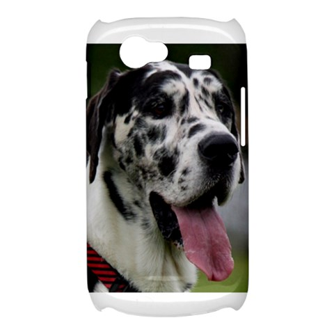 Great Dane harlequin  Samsung Galaxy Nexus S i9020 Hardshell Case