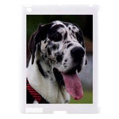 Great Dane harlequin  Apple iPad 3/4 Hardshell Case (Compatible with Smart Cover)