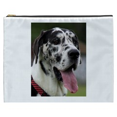 Great Dane harlequin  Cosmetic Bag (XXXL)