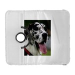Great Dane harlequin  Samsung Galaxy S  III Flip 360 Case Front