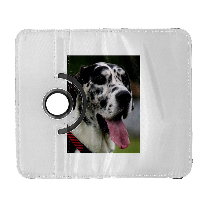 Great Dane harlequin  Samsung Galaxy S  III Flip 360 Case