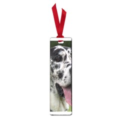 Great Dane harlequin  Small Book Marks