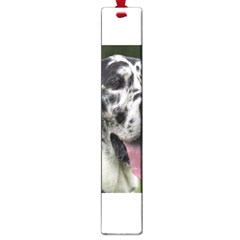 Great Dane harlequin  Large Book Marks
