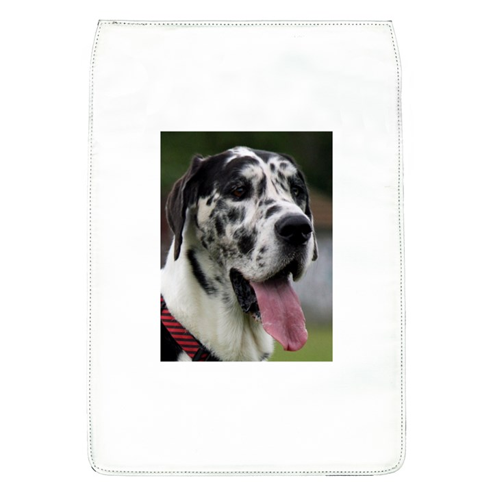 Great Dane harlequin  Flap Covers (L)