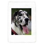 Great Dane harlequin  Flap Covers (S)  Front