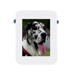 Great Dane harlequin  Apple iPad 2/3/4 Protective Soft Cases