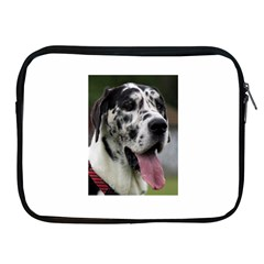 Great Dane harlequin  Apple iPad 2/3/4 Zipper Cases