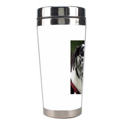 Great Dane harlequin  Stainless Steel Travel Tumblers