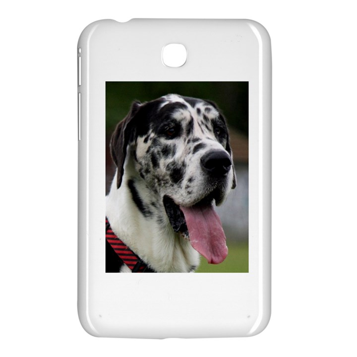 Great Dane harlequin  Samsung Galaxy Tab 3 (7 ) P3200 Hardshell Case