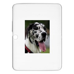 Great Dane harlequin  Samsung Galaxy Tab 3 (10.1 ) P5200 Hardshell Case