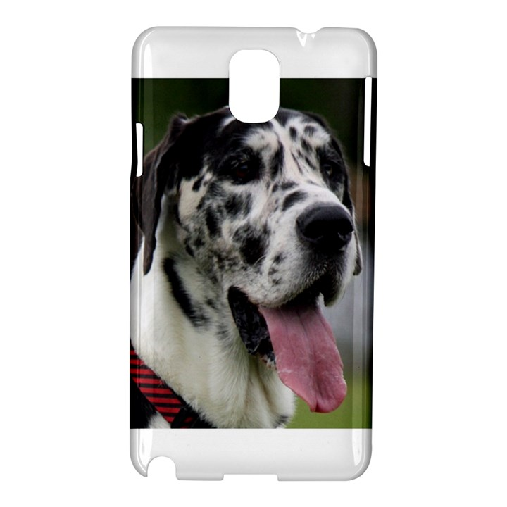 Great Dane harlequin  Samsung Galaxy Note 3 N9005 Hardshell Case