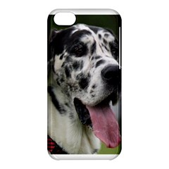 Great Dane harlequin  Apple iPhone 5C Hardshell Case
