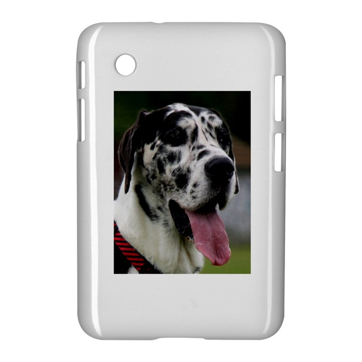 Great Dane harlequin  Samsung Galaxy Tab 2 (7 ) P3100 Hardshell Case