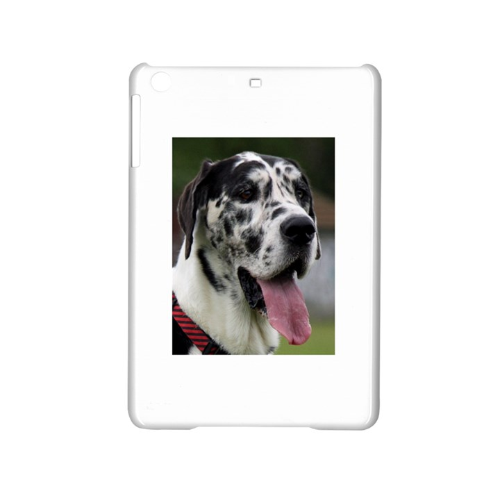 Great Dane harlequin  iPad Mini 2 Hardshell Cases