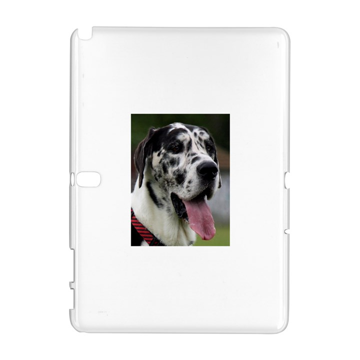 Great Dane harlequin  Samsung Galaxy Note 10.1 (P600) Hardshell Case
