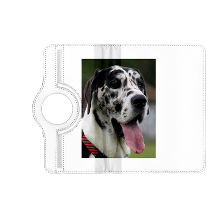 Great Dane harlequin  Kindle Fire HD (2013) Flip 360 Case