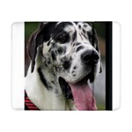 Great Dane harlequin  Samsung Galaxy Tab Pro 8.4  Flip Case Front