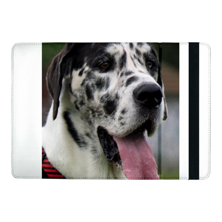Great Dane harlequin  Samsung Galaxy Tab Pro 10.1  Flip Case