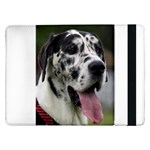 Great Dane harlequin  Samsung Galaxy Tab Pro 12.2  Flip Case Front
