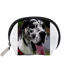 Great Dane harlequin  Accessory Pouches (Small)