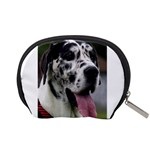 Great Dane harlequin  Accessory Pouches (Small)  Back
