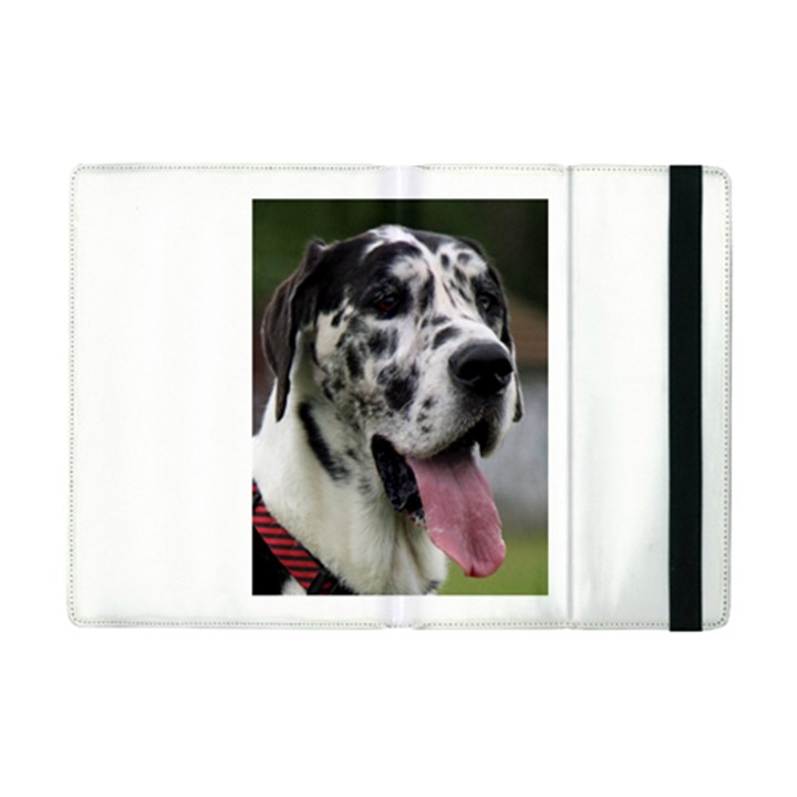 Great Dane harlequin  iPad Mini 2 Flip Cases
