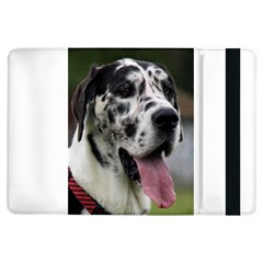 Great Dane harlequin  iPad Air Flip