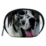 Great Dane harlequin  Accessory Pouches (Medium)  Front