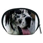 Great Dane harlequin  Accessory Pouches (Medium)  Back