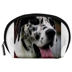 Great Dane harlequin  Accessory Pouches (Large)  Front