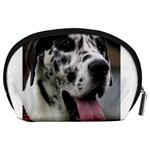 Great Dane harlequin  Accessory Pouches (Large)  Back