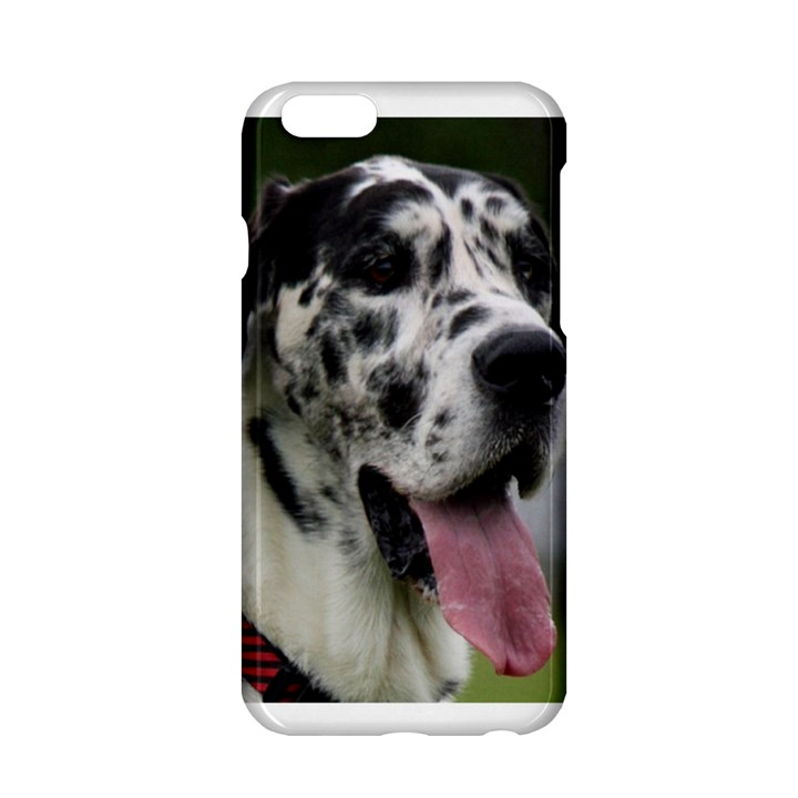 Great Dane harlequin  Apple iPhone 6/6S Hardshell Case