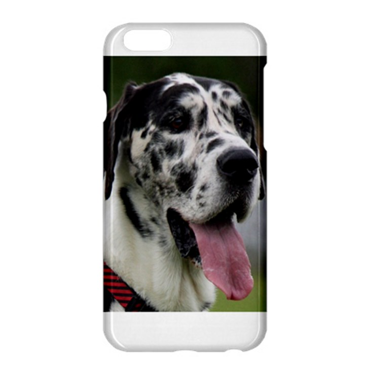 Great Dane harlequin  Apple iPhone 6 Plus/6S Plus Hardshell Case