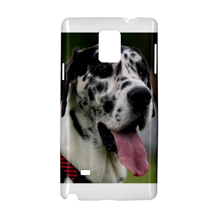 Great Dane harlequin  Samsung Galaxy Note 4 Hardshell Case