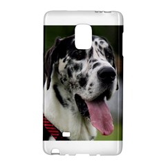 Great Dane harlequin  Galaxy Note Edge