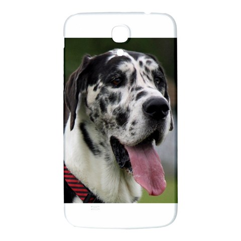 Great Dane harlequin  Samsung Galaxy Mega I9200 Hardshell Back Case