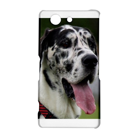 Great Dane harlequin  Sony Xperia Z3 Compact