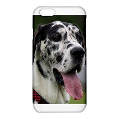 Great Dane harlequin  iPhone 6/6S TPU Case
