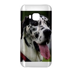 Great Dane harlequin  HTC One M9 Hardshell Case