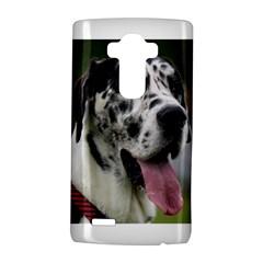 Great Dane harlequin  LG G4 Hardshell Case